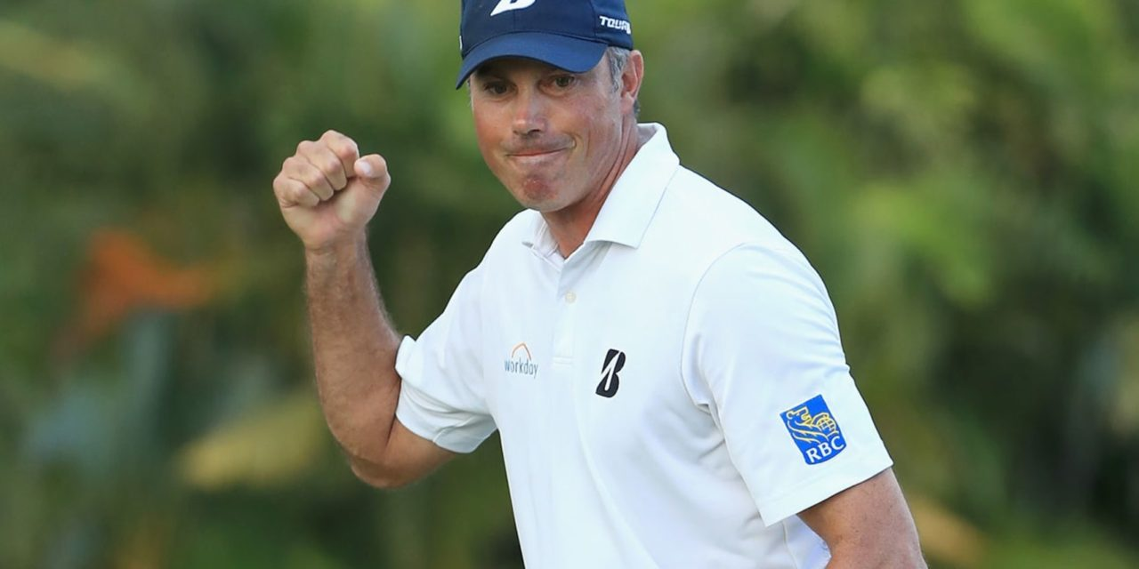 Matt Kuchar siegt souverän bei Sony Open in Hawaii