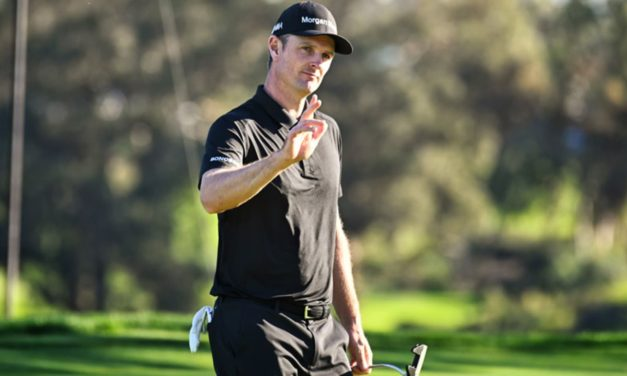 World No. 1 Justin Rose übernimmt Kommando in Torrey Pines