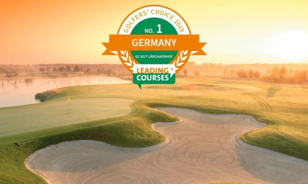 Deutschlands bester Golf Club 2019 – Gut Lärchenhof