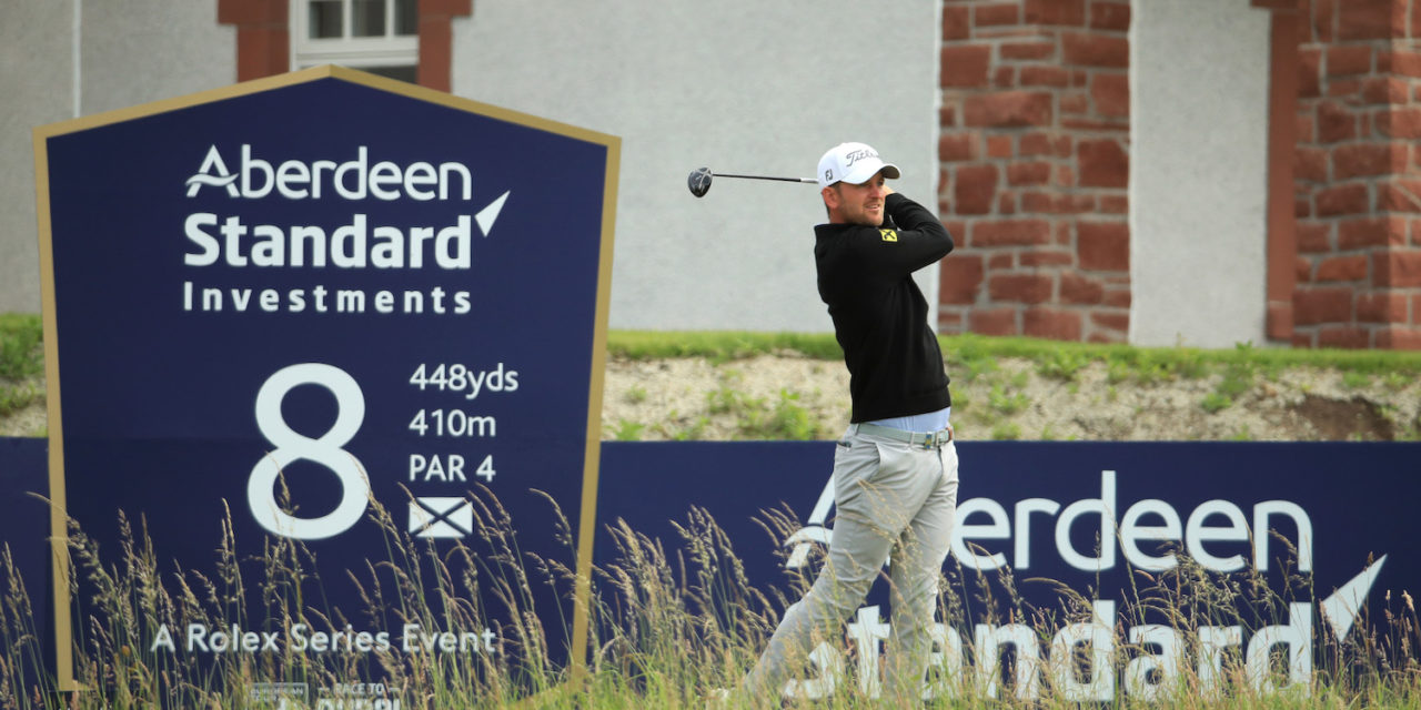 Scottish Open: Wiesberger Mann des Tages in North Berwick