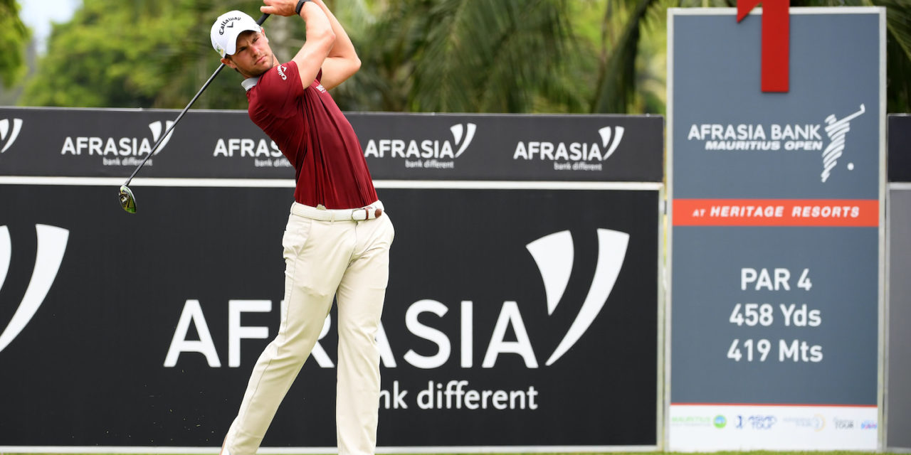 Trio auf Pole Position bei AFRASIA BANK Mauritius Open