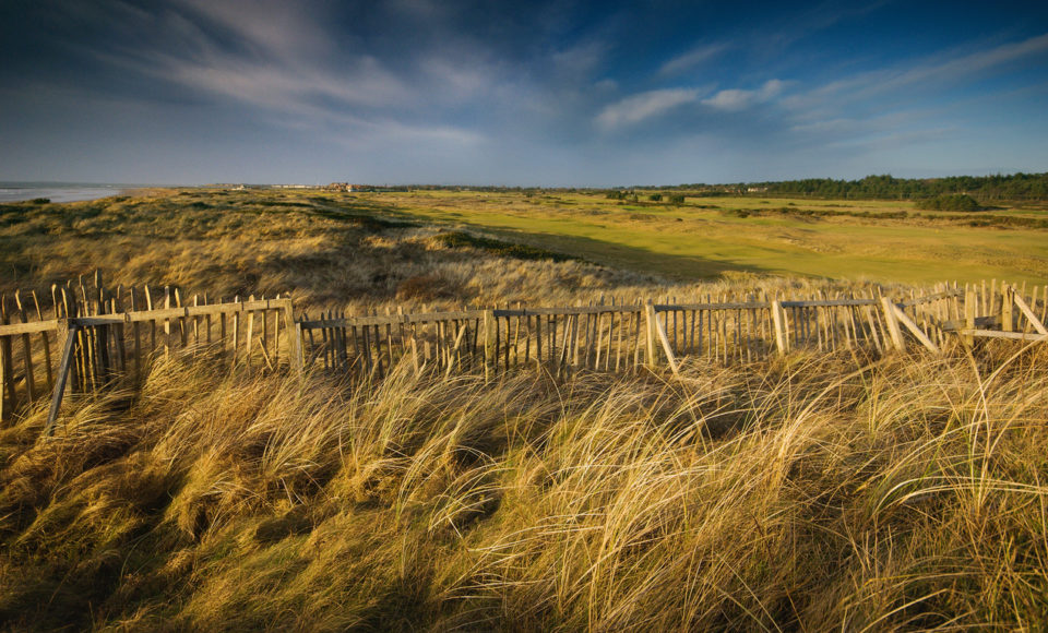 Royal Troon 6th North from Dunes