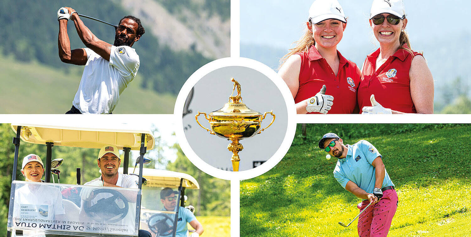 THE CUP WILL BE BACK in St. Moritz